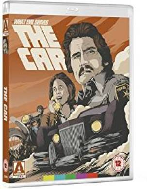 the car blu ray