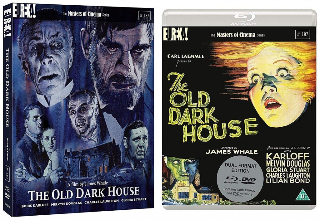 the old dark house blu ray review