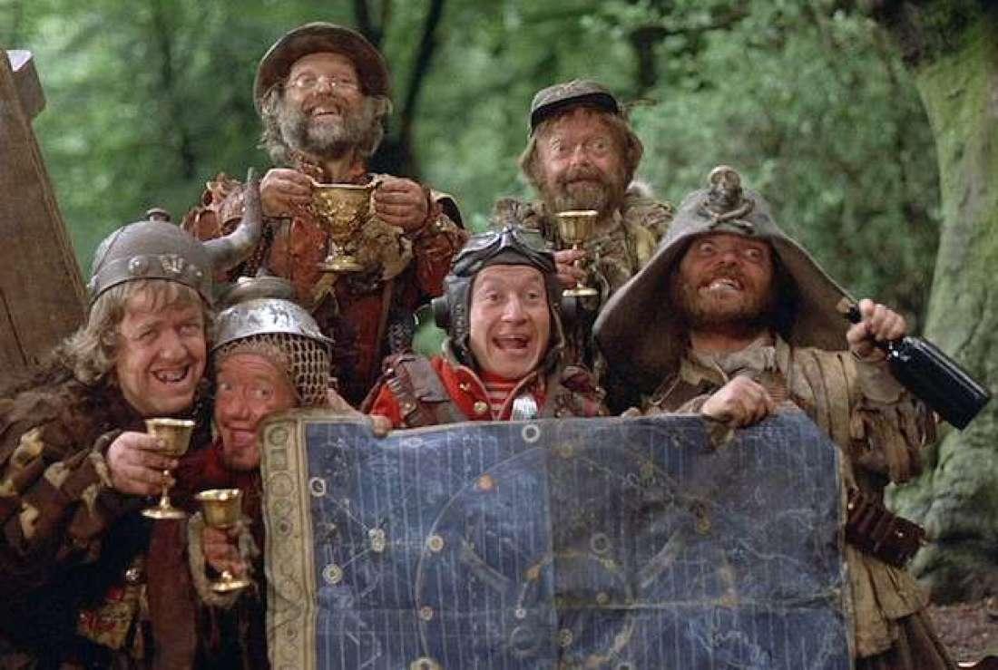 time bandits cast