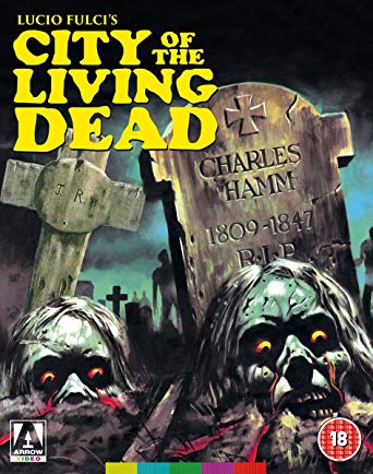 city of the living dead blu ray review
