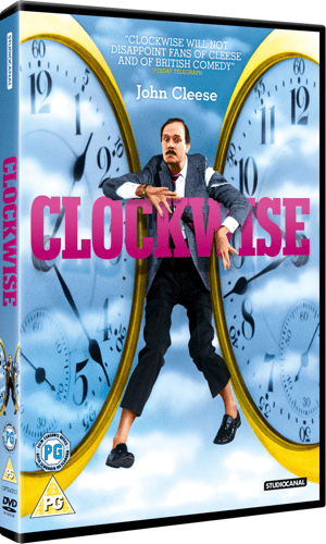 clockwise blu ray review