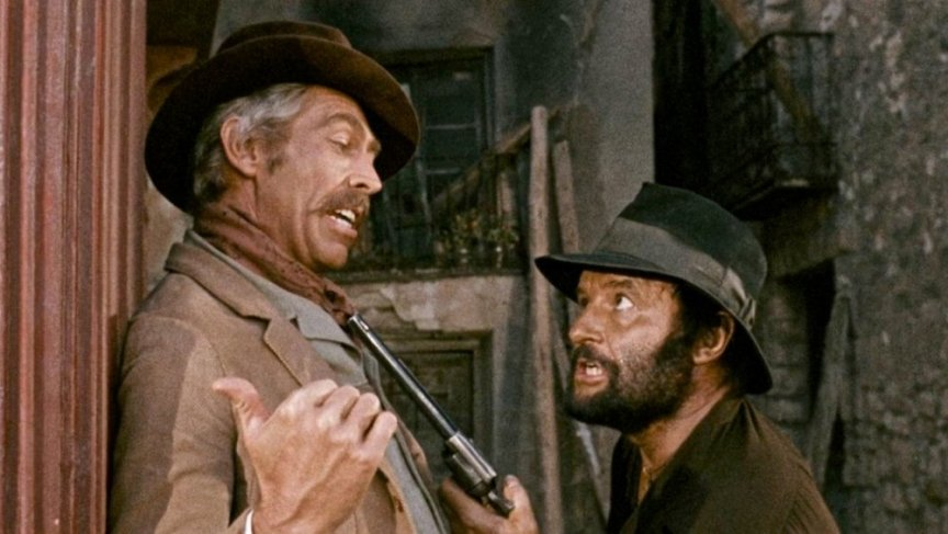 a fistful of dynamite blu ray review