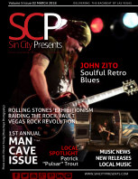 Sin City Presents Magazine March 2018
