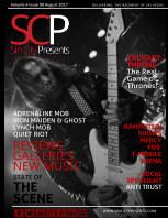 Sin City Presents Magazine August 2017