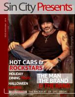Sin City Presents Magazine October 2014