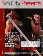 Sin City Presents Magazine September 2014