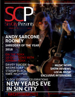 Sin City Presents Magazine December 2018