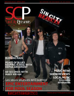 Sin City Presents Magazine April 2019