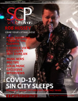 Sin City Presents Magazine April 2020