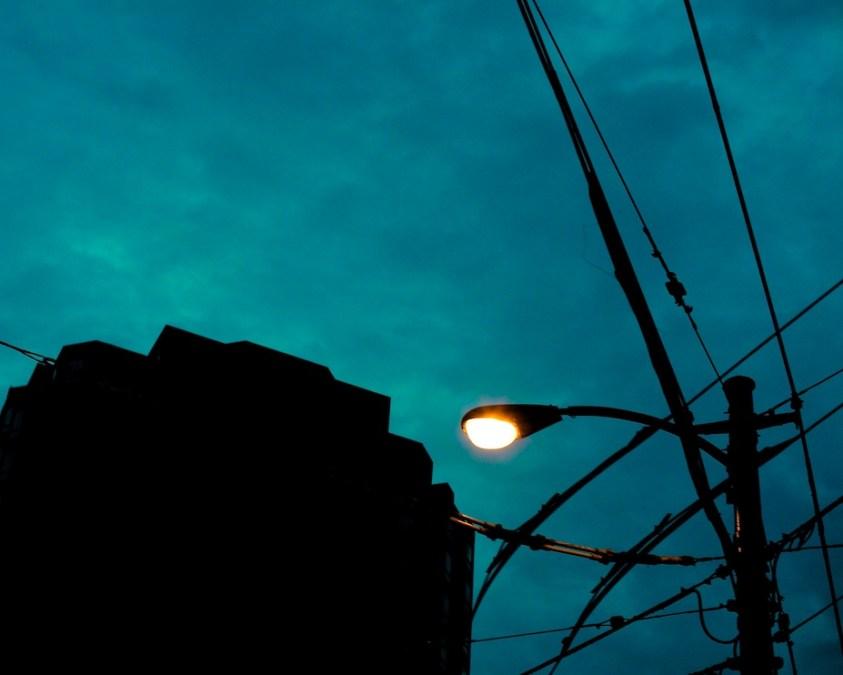 Ominous Night