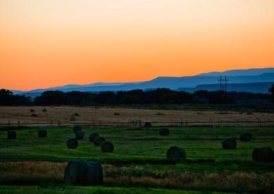 Mid Dusk, Rural Utah | Blurbomat.com