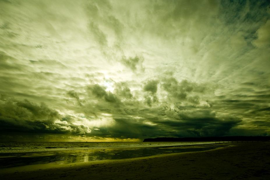Coastal Winter Storm