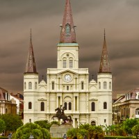 St. Louis Cathedra, New Orleansl | Blurbomat.com