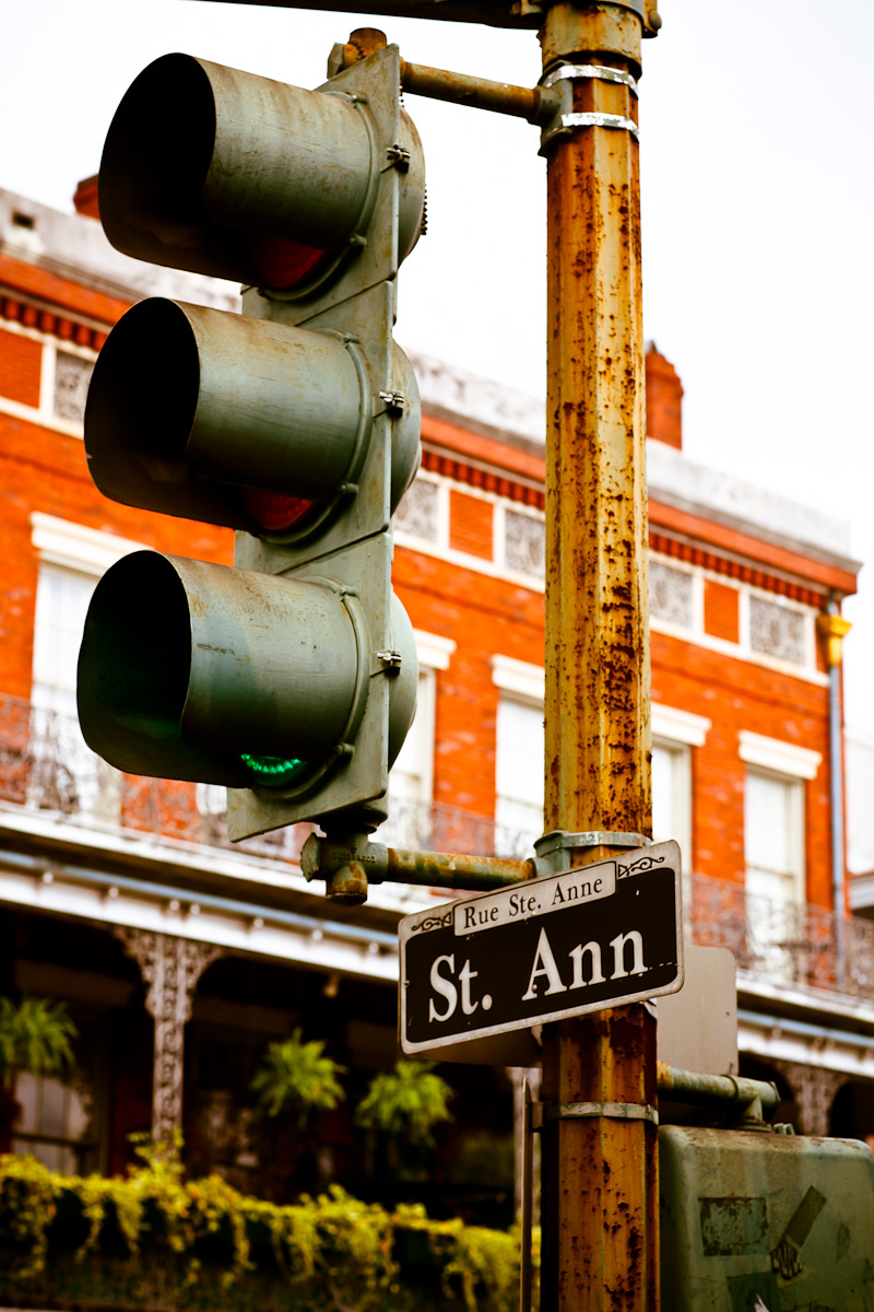 Rue Ste. Anne