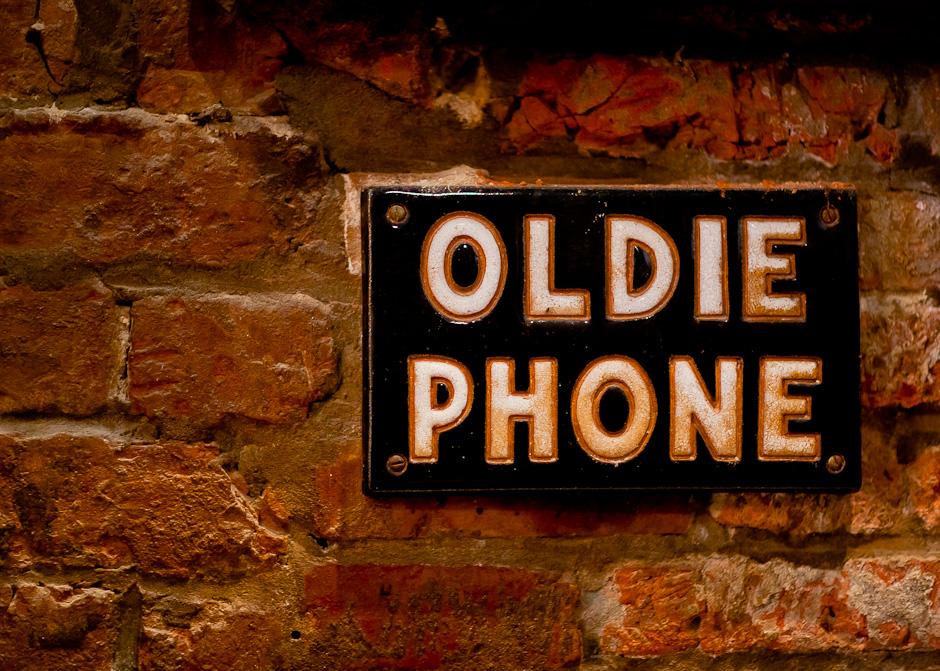 Oldie Phone