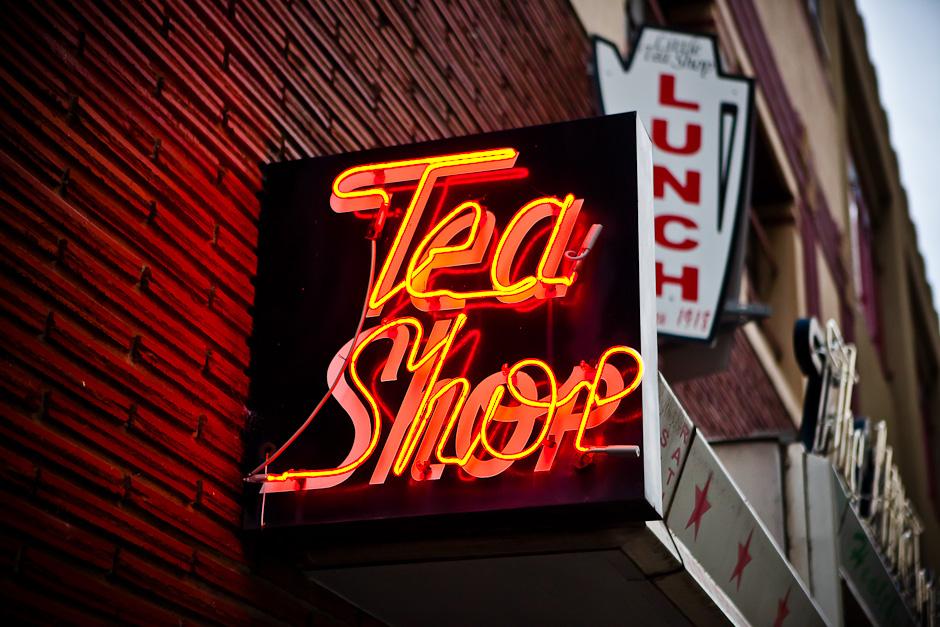 Tea Party?