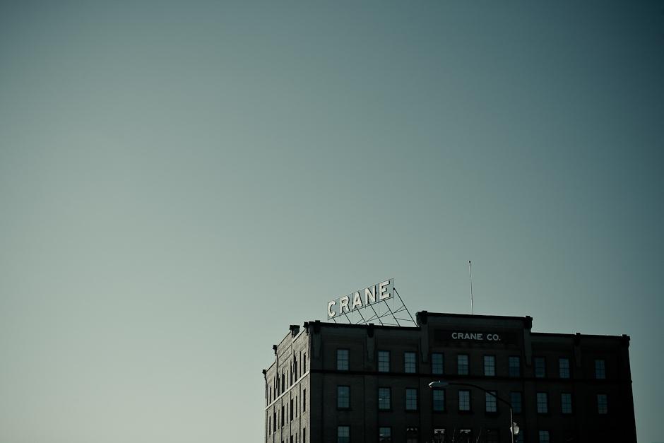 Crane Building