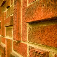 Bricks (detail) - Knoxville, Tennessee | Blurbomat.com