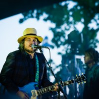 Jeff Tweedy of Wilco at Red Butte Garden Amphitheater | Blurbomat.com