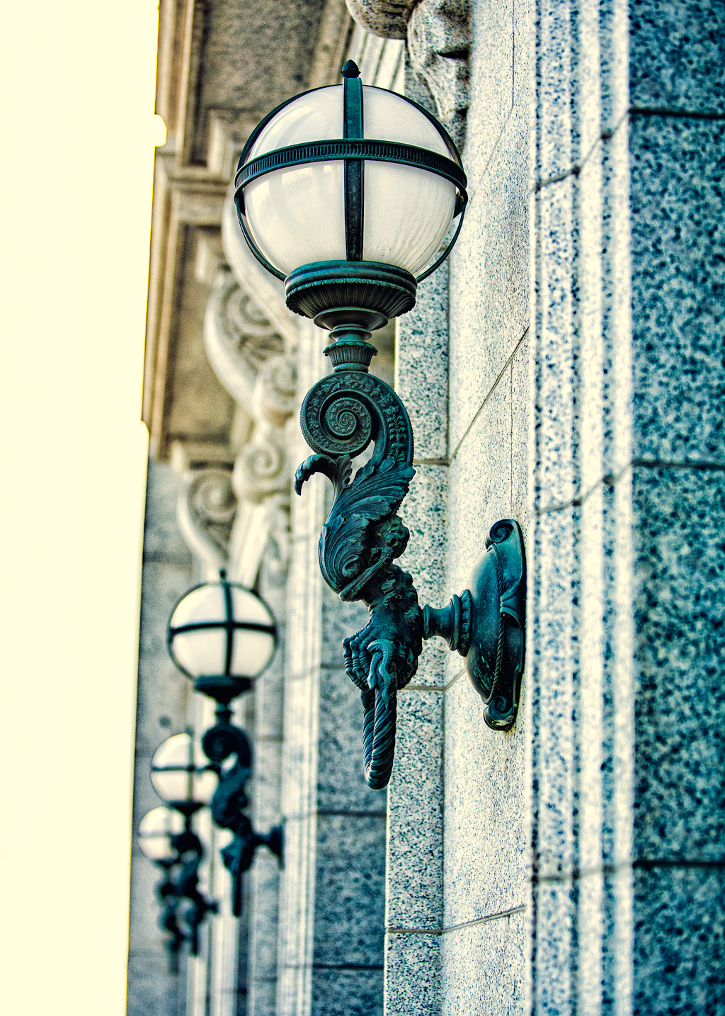 Capitol Sconce