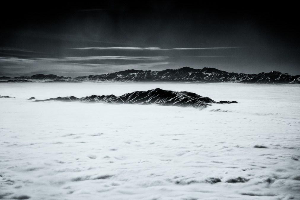 Antelope Island Inversion