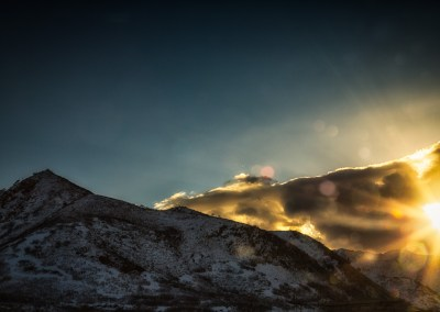 Bokeh Sunrise | Blurbomat.com