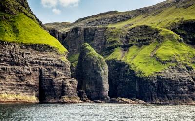 Elephant Rock, Faroe Islands
