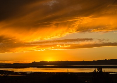 Great Salt Lake Sunset | Blurbomat.com
