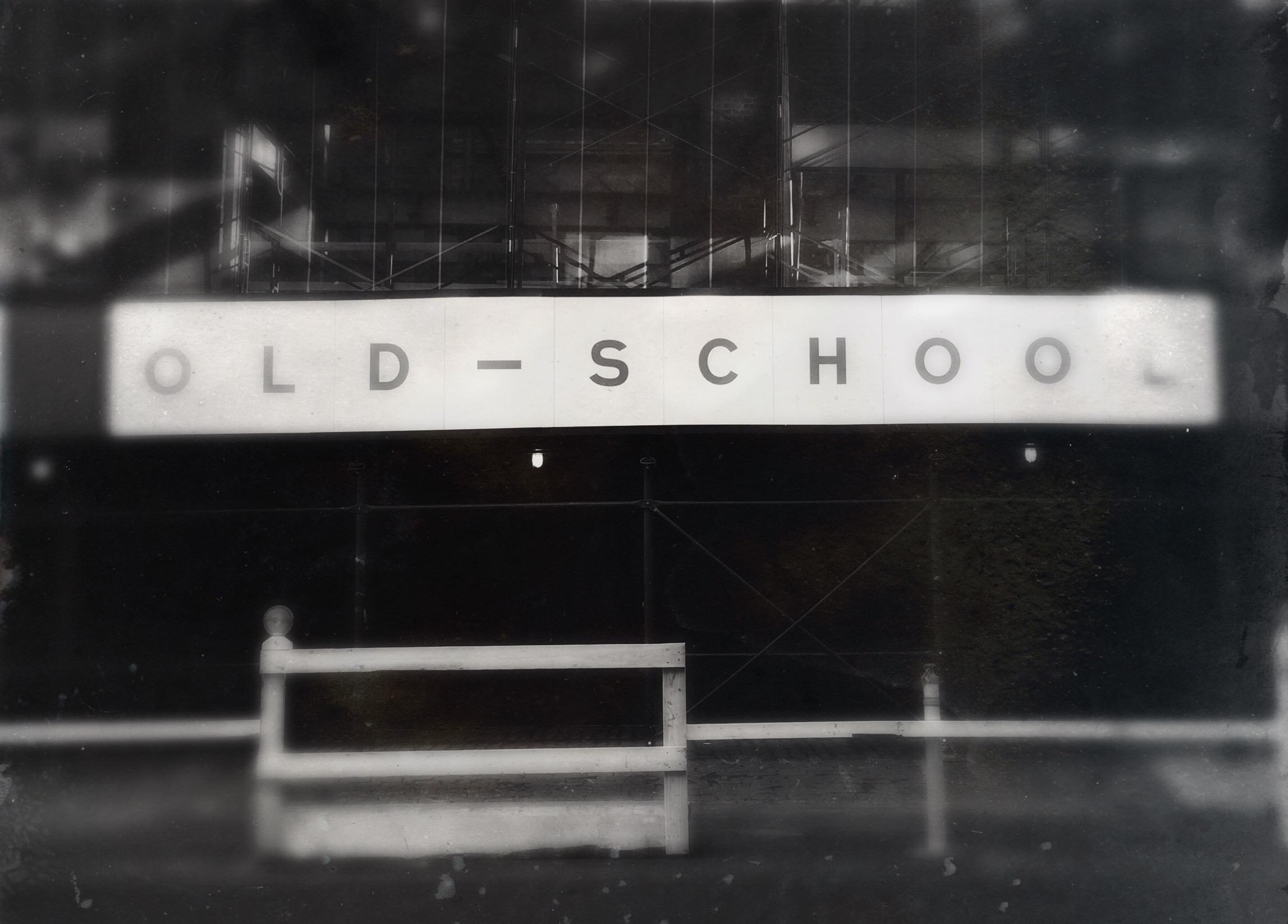 Hipstamatic: Old School