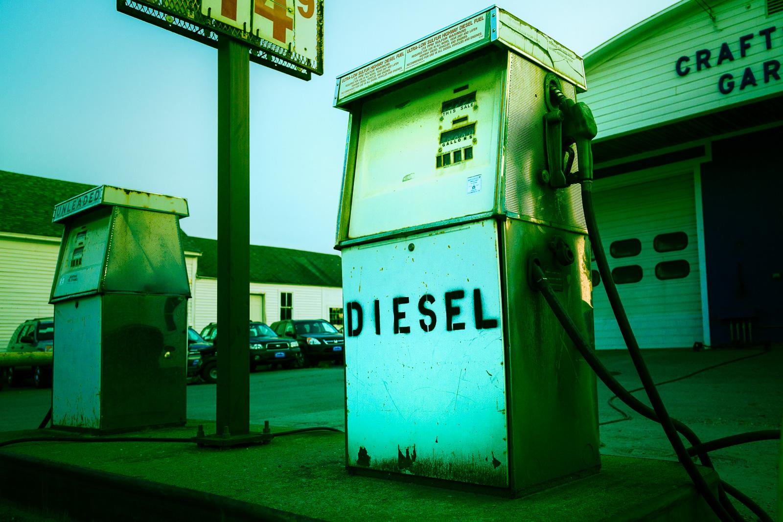 Analog Diesel
