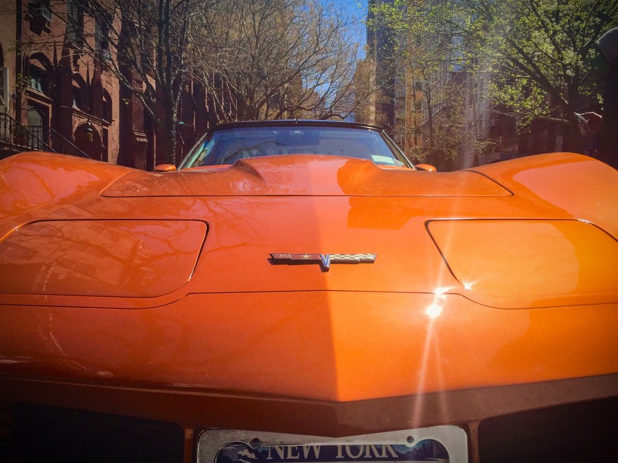 Detroit Iron: Corvette