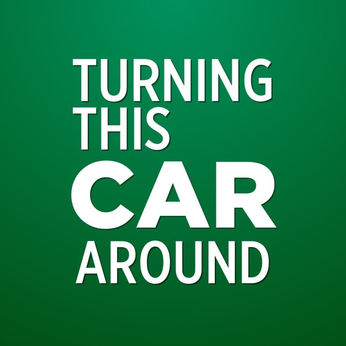 Turning This Car Around ep 123: Bidet Curious