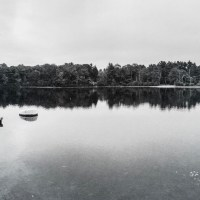 Panoramic Lake at the End of Summer 2016 | shot by Jon Armstrong for Blurbomat.com