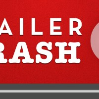 Trailer Trash banner with text | Blurbomat.com