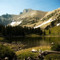 Stella Lake, Great Basin National Park | Blurbomat.com
