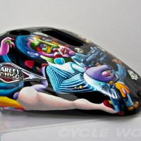 """Art Of Custom"":  A Great New Contest By Harley Davidson"