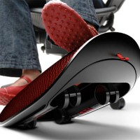 If You Sit At A Desk, You Need 'Webble': The Ergonomic Footrest
