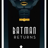 Art Deco Batman Posters By Rodolfo Reyes