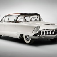 Ultra- Rare and Stunning Mercury XM 800 Concept Car From 1954