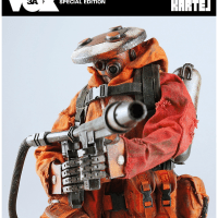 "3A Announces Another Fantastic Collectible Figure: ""Adventure Kartel: Hot-Foot"""