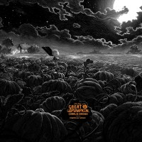 "Exclusive: Dark Hall Mansion And Nicolas Delort Announce A Stunning New Image For The Schulz Classic: ""It's The Great Pumpkin Charlie Brown"""
