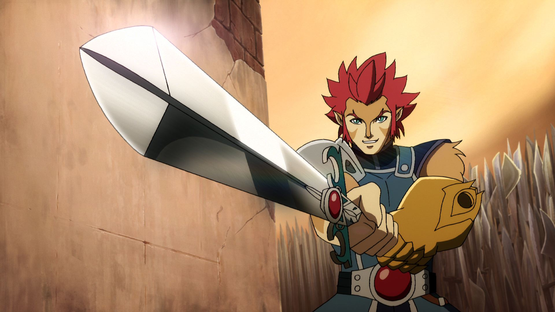 Thundercats The Complete Series Coming To Blu Ray From
