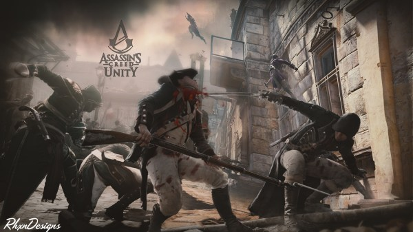 "Poster Spy Partners With Ubisoft For An ""Assassin's Creed ..."