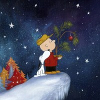 Dark Hall Mansion Is Back With More Official Charlie Brown Holiday Prints