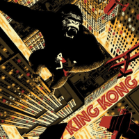 "Dark Hall Mansion & Raid 71 Pay Homage To The 1933 Classic ""King Kong"""