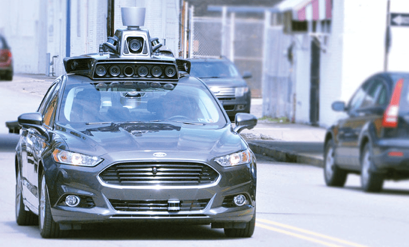 Uber tests self-driving car in Pittsburgh