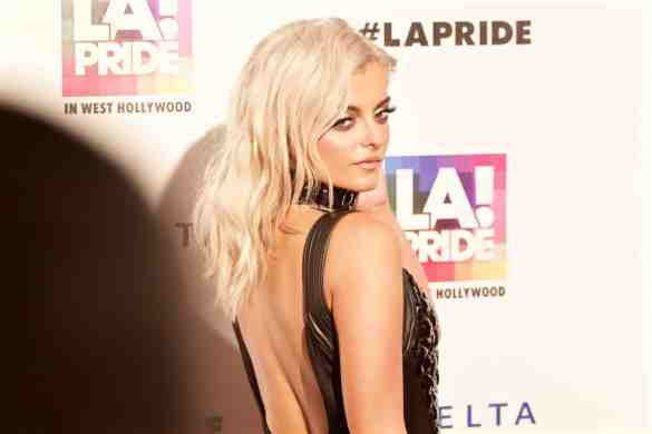 Bebe Rexha at L.A. PRIDE 6/11/16. Photo by Derrick K. Lee, Esq. (@Methodman13)
