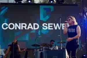 Conrad Sewell at L.A. PRIDE 6/12/16. Photo by Derrick K. Lee, Esq. (@Methodman13)