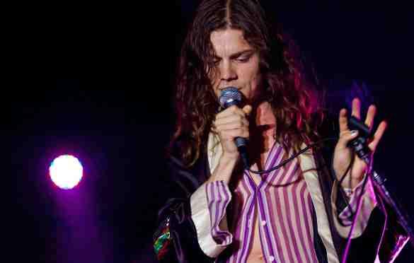 BØRNS at Santa Monica Pier's Twilight Concert 7/14/16 [Borns]. Photo by Derrick K. Lee, Esq. (@Methodman13)