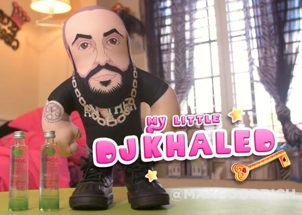 My Little DJ Khaled Doll